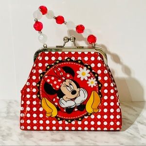 Minnie Mouse Kids Purse